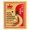 Crown 100 % Puro estratto di Ginseng Coreano