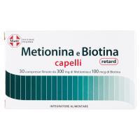 Matt Divisione Pharma Metionina e Biotina capelli retard 30 compresse