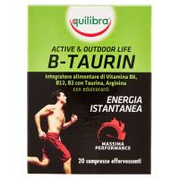 equilibra Active & Outdoor Life B-Taurin 20 compresse effervescenti