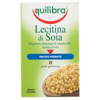 Equilibra Lecitina di Soia 32 perle gelatinose