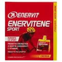 Enervit Enervitene Sport Gusto Limone 5 Cheer-Pack da