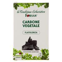 Forsan Carbone Vegetale 50 cpr