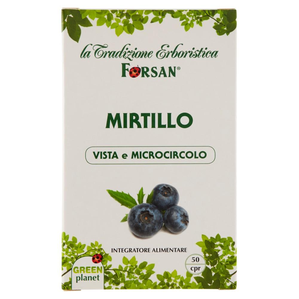 Forsan Mirtillo 50 cpr