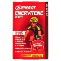 Enervit Enervitene Sport gel Gusto Cola 6 Minipack da