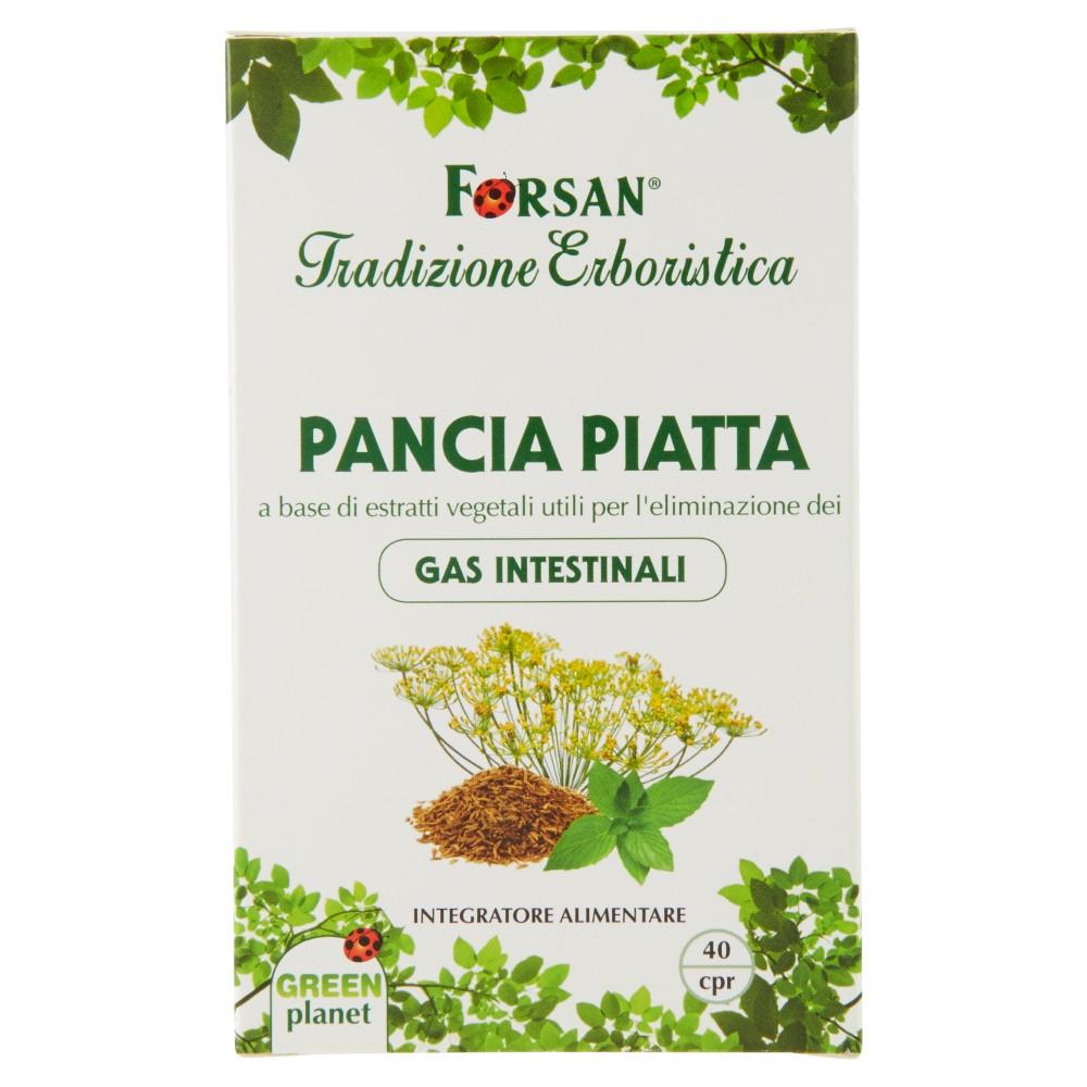 Forsan Pancia Piatta 40 cpr