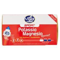 Matt&diet Sport Potassio Magnesio sprint 10 buste