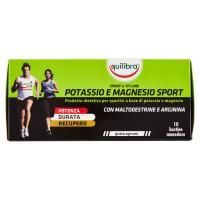 equilibra Sport & Fit Line Potassio e Magnesio Sport 10 bustine monodose