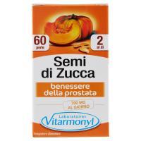 Laboratoires Vitarmonyl Semi di zucca 60 perle:
