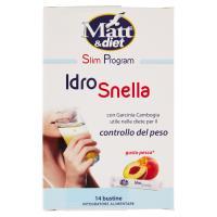 Matt&diet Slim Program IdroSnella 14 bustine
