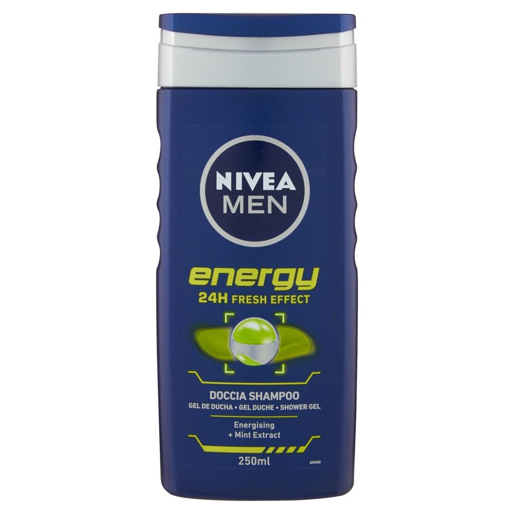 Nivea Men Energy doccia shampoo