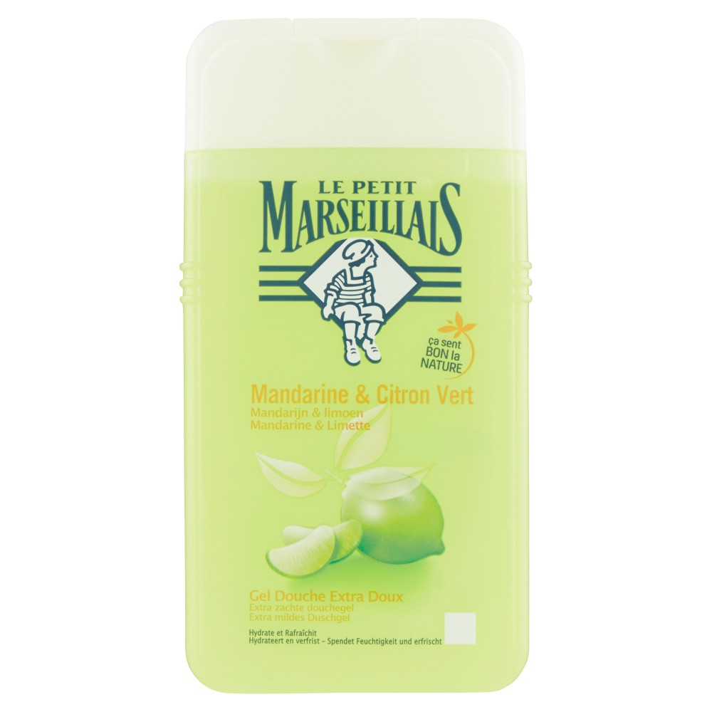 Le Petit Marseillais Mandarino & lime