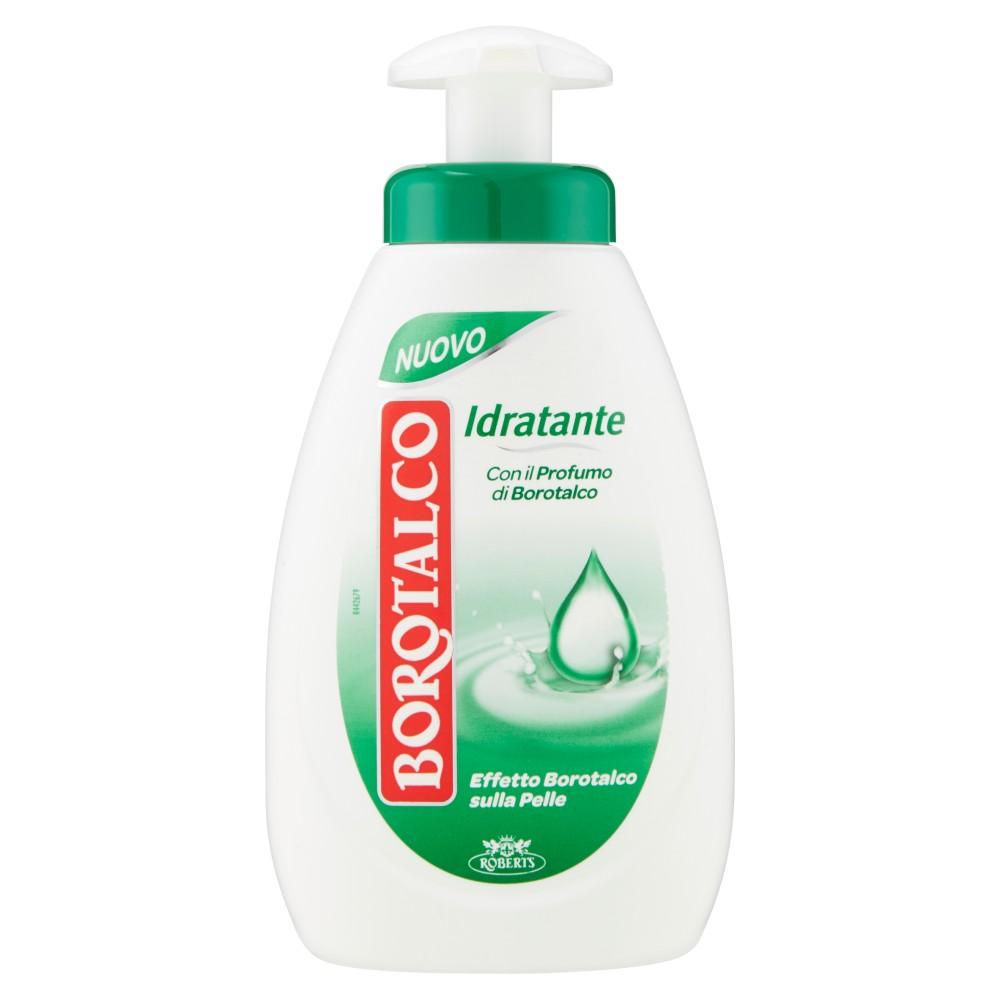 Borotalco Idratante sapone liquido