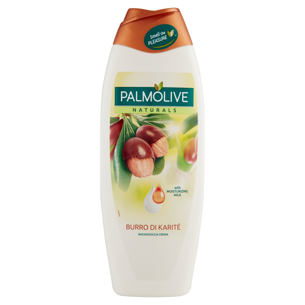 Palmolive Naturals Burro Di Karite' Bagnodoccia Crema