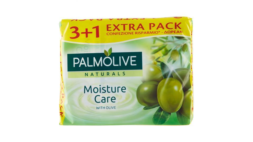 Palmolive Naturals Moisture Care Sapone da Toilette