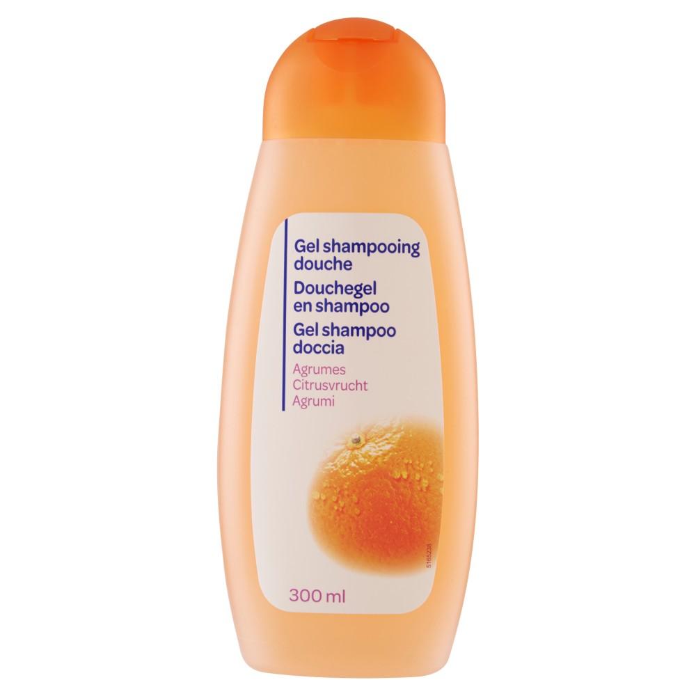 Gel shampoo doccia Agrumi