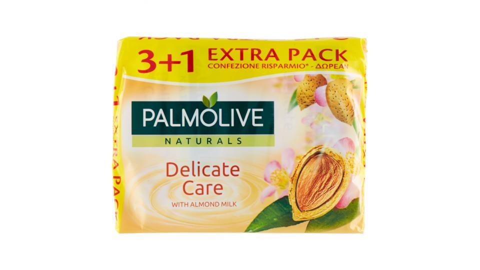 Palmolive Naturals Delicate Care Sapone da Toilette
