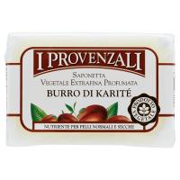 I Provenzali Saponetta Vegetale Extrafina Profumata Burro di Karité