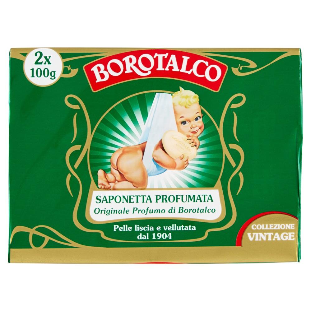 Borotalco Saponetta profumata collezione Vintage