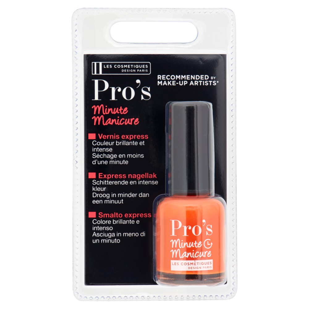 Pro's Minute Manicure Smalto express