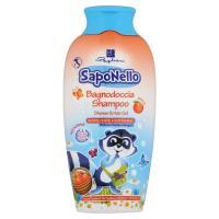 SapoNello Bagnodoccia shampoo pesca