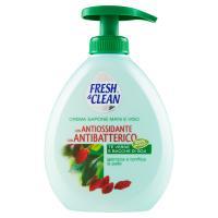 Fresh & Clean Crema Sapone Mani e Viso con Antiossidante con Antibatterico