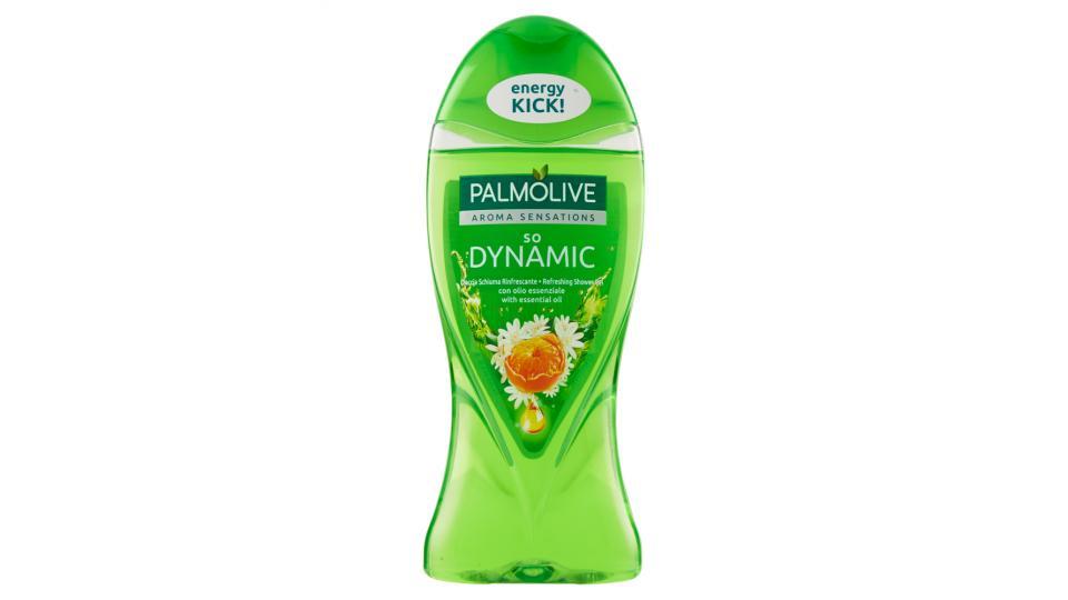 Palmolive Aroma Sensations So Dynamic Doccia Schiuma Rinfrescante