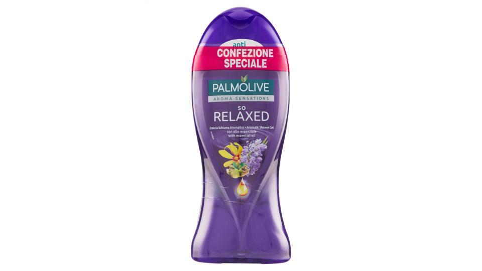 Palmolive Aroma Sensations So Relaxed Doccia Schiuma Aromatico