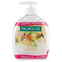 Palmolive Naturals Latte e Mandorla Detergente Liquido per le Mani Erogatore + Ricarica