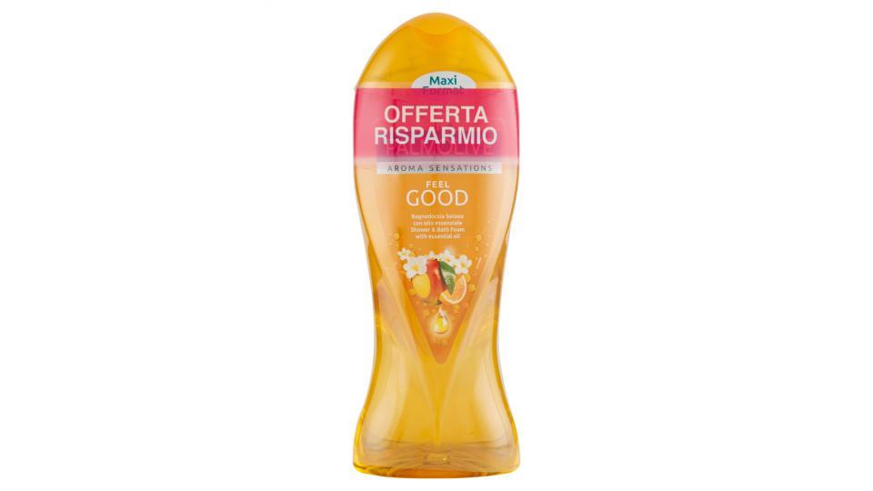 Palmolive Aroma Sensations Feel Good Bagnodoccia Setoso 2X