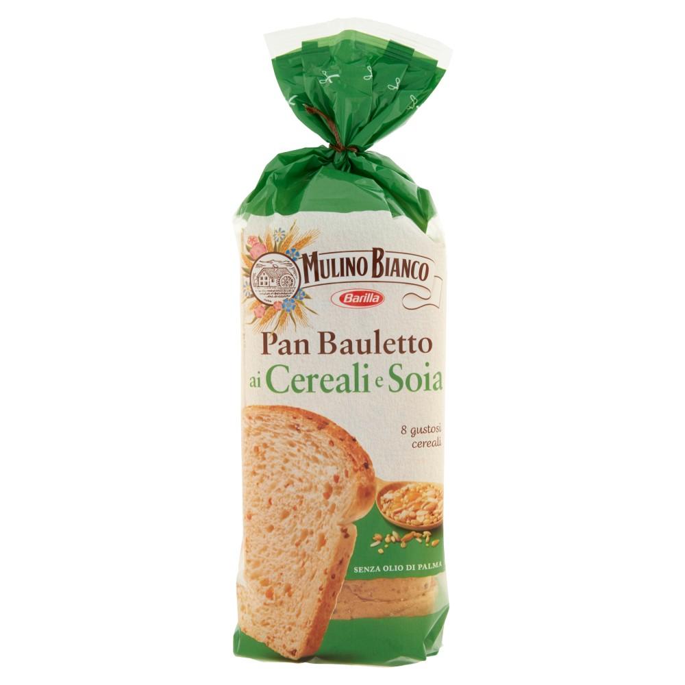 Mulino Bianco Pan Bauletto Cereali