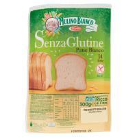 Mulino Bianco Senza Glutine Pane Bianco 14 fette