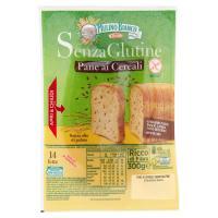 Mulino Bianco Senza Glutine Pane ai Cereali