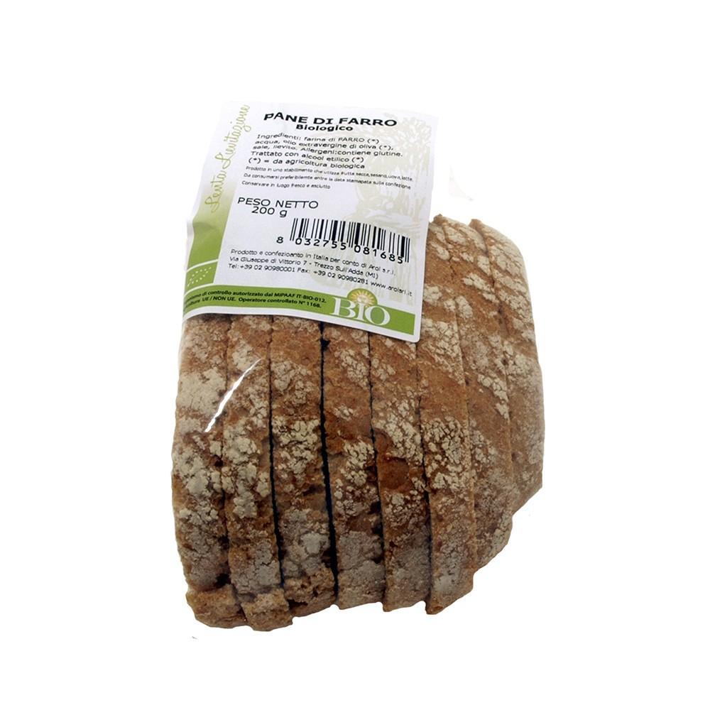 Pane al Farro affettato BIO