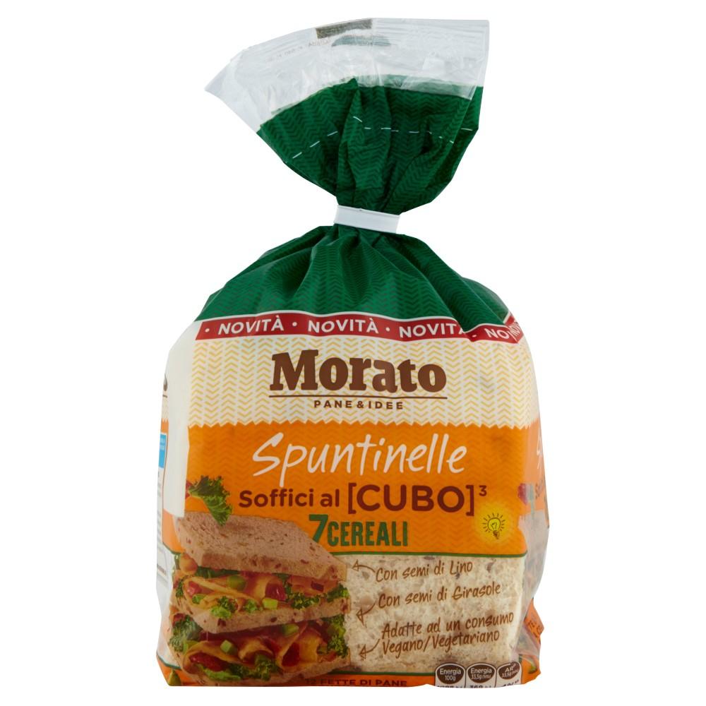 Morato Spuntinelle al Cubo 7 Cereali