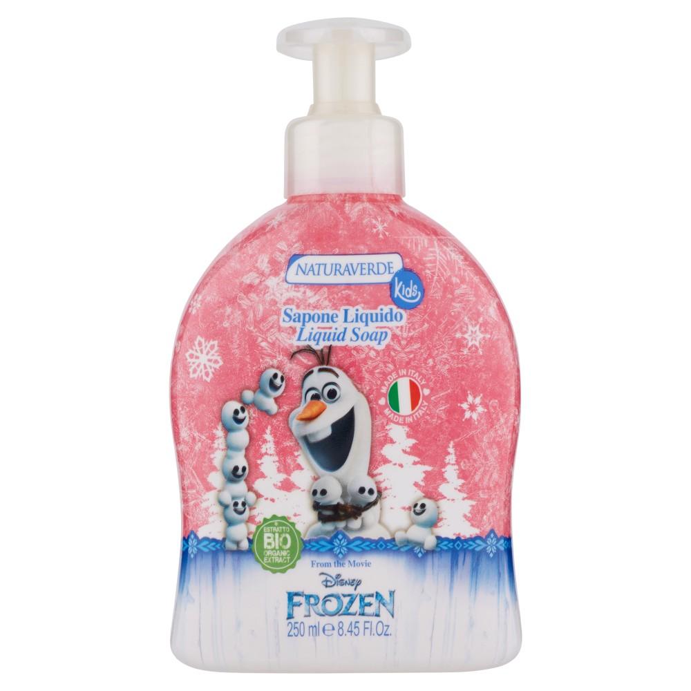 Naturaverde Kids Sapone Liquido Disney Frozen