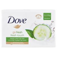 Dove go fresh fresh touch beauty cream bar with cucumber & green tea scent
