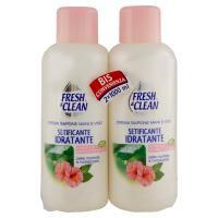 Fresh & Clean Crema Sapone Mani e Viso Setificante Idratante