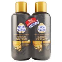 Fresh & Clean Crema sapone mani e viso olio di argan e avena