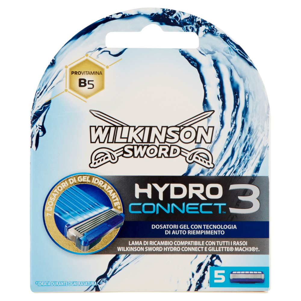 Wilkinson Sword Hydro Connect 3 Ricarica