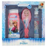 Naturaverde Kids Gift Set Disney Frozen Shampoo&Balsamo 250ml +Spray Capelli Glitter