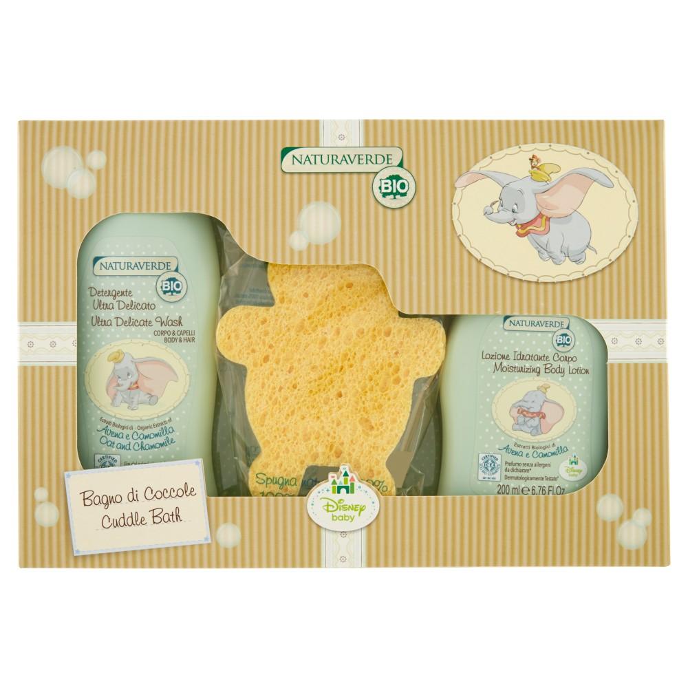 Naturaverde Bio Gift Set Detergente Corpo & Capelli 200ml +Lozione Idratante