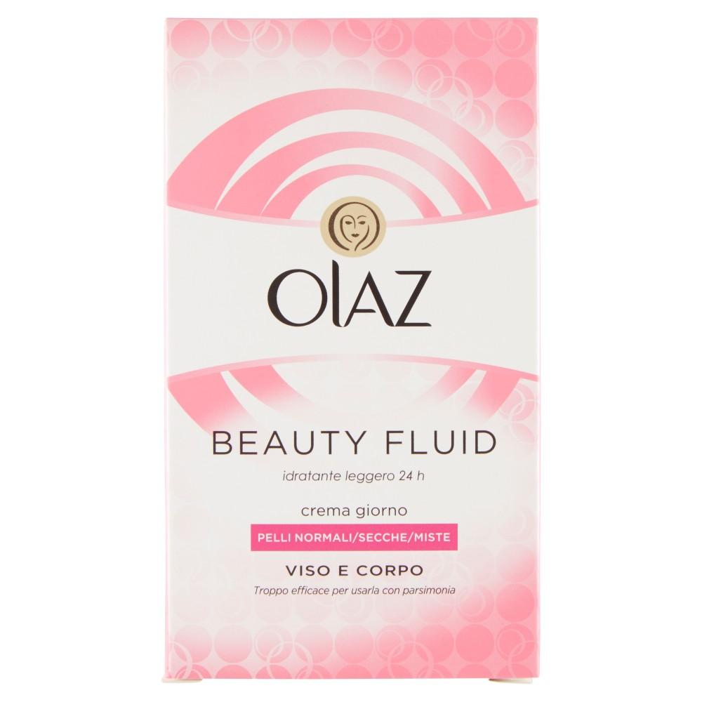 Olaz Beauty Fluid -  Crema Giorno Viso e Corpo