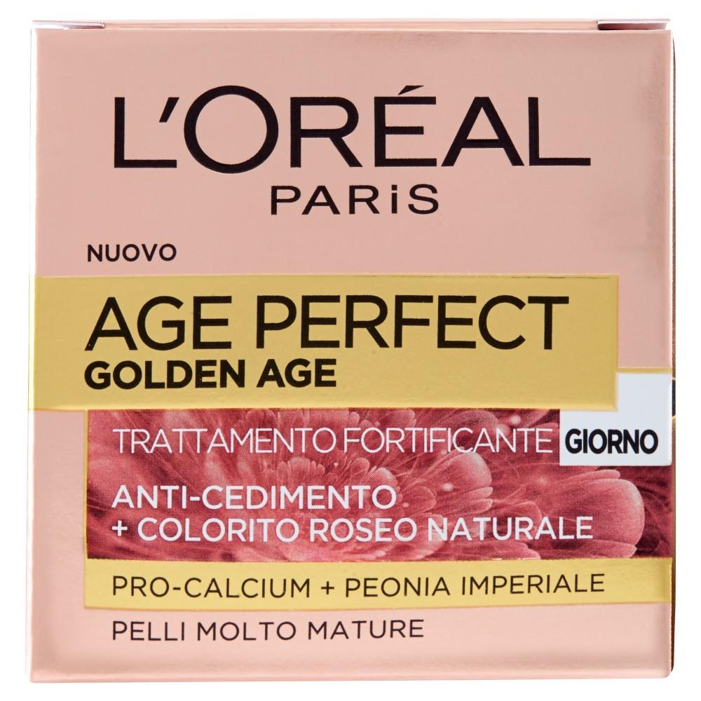 L'Oréal Paris Age Perfect Golden Age Trattamento Fortificante Giorno Pelli Molto Mature