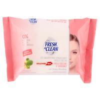 Fresh & Clean Salviettine Struccanti Viso e Occhi Pelli Secche e Sensibili