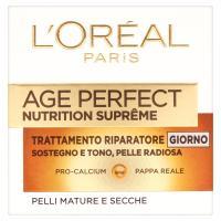 L'Oréal Paris Age Perfect Nutrition Suprême Trattamento riparatore giorno pelli mature e secche