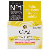 Olaz Complete - Crema Giorno - Pelli Normali/Secche - SPF 15