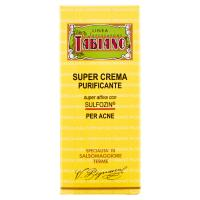Pilogen Carezza Linea Supersapone Tabiano Super Crema per Acne