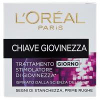 L'Oréal Paris Chiave Giovinezza Trattamento Giorno Stimolatore di Giovinezza*