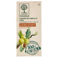 omnia botanica Crema Nutriente Viso al Burro di Karité Purissimo Bio