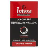 Intesa Pour Homme Dopobarba energizzante no alcool energy power